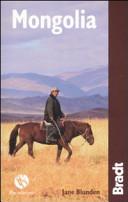 Copertina Libro Mongolia