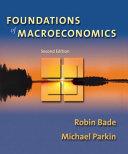 Foundations of Macroeconomics Homework Edition Plus MyEconLab Student Access Kit