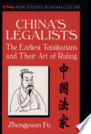 China  39 s Legalists