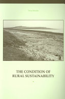 The Condition of Rural Sustainability
