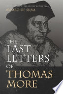 The Last Letters Of Thomas More book
