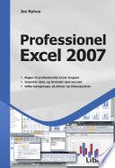 Professionel Excel 2007