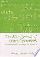 The Management of Hotel Operations