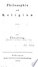illustration Philosophie und Religion