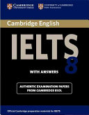 Cambridge IELTS 8 Student s Book with Answers