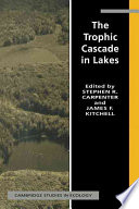 The Trophic Cascade In Lakes book