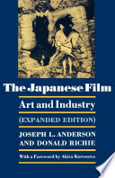 Ebook The Japanese Film Epub Joseph L. Anderson,Donald Richie Apps Read Mobile