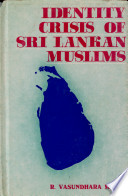 Identity Crisis Of Sri Lankan Muslims