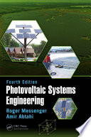 Photovoltaic Systems Engineering  Fourth Edition