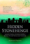 Hidden Stonehenge Book PDF