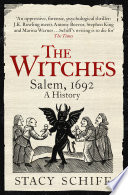 Ebook The Witches Epub Stacy Schiff Apps Read Mobile
