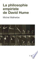 illustration La philosophie empiriste de David Hume