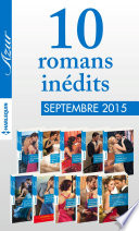 10 romans in  dits Azur   1 gratuit  no3625    3624 septembre 2015