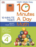 10 Minutes a Day  Math  Fourth Grade