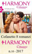 Cofanetto 8 romanzi Harmony Collezione   10