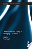 Green Industrial Policy in Emerging Countries