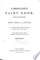 Laboulaye s Fairy Book