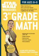 Star Wars Workbook  3rd Grade Math