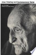 Alan Crawley and Contemporary Verse