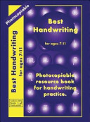Best Handwriting for Ages 7-11