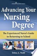 Advancing Your Nursing Degree