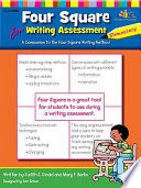 Four Square for Writing Assessment   Elementary