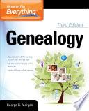 How to Do Everything Genealogy 3 E