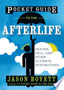 Pocket Guide To The Afterlife : my goodness this guy is funny.