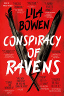 Conspiracy Of Ravens : lila bowen's widely acclaimed shadow...