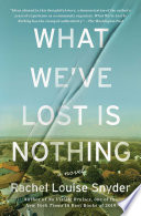 What We Ve Lost Is Nothing