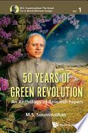 50 Years of Green Revolution