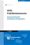 HOAI - Praktikerkommentar