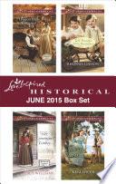 Love Inspired Historical June 2015 Box Set