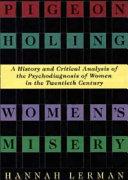 Pigeonholing Women s Misery