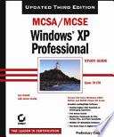 MCSA MCSE  Windows XP Professional Study Guide