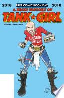 Tank Girl Free Comic Book Day 2018