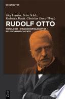 Rudolf Otto