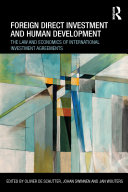 Foreign Direct Investment and Human Development