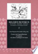 Comic und Jugendliteratur in Belgien von ihren Anfängen bis heute