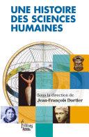 Une histoire des sciences humaines
