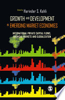 Growth And Development In Emerging Market Economies book