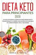 Dieta Keto Para Principiantes 2020