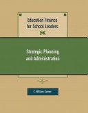 Education Finance for School Leaders