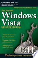 Alan Simpson s Windows Vista Bible