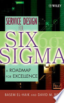 Service Design For Six Sigma