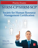 SHRM CP SHRM SCP Certification Practice Exams
