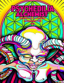 Psychedelia Alchemist Adult Coloring Book