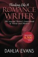 Thinking Like a Romance Writer