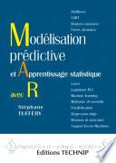 illustration du livre Modélisation prédictive et apprentissage statistique avec R