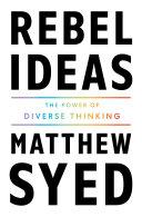 Rebel Ideas Book PDF